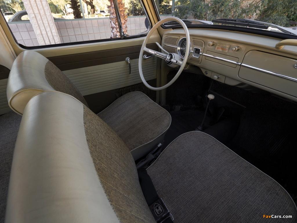 Photos of Volkswagen Beetle North America 1965 (1024 x 768)