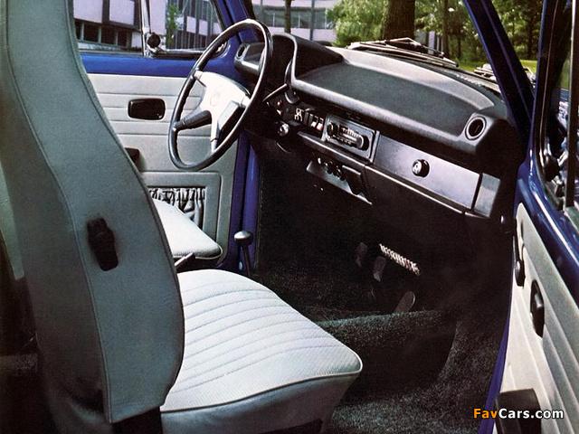 Photos of Volkswagen Käfer 1972 (640 x 480)