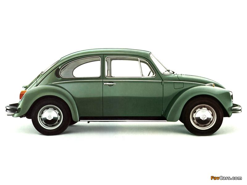 Photos of Volkswagen Käfer 1972 (800 x 600)