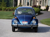 Photos of Volkswagen Beetle North America 1977