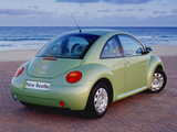 Photos of Volkswagen New Beetle AU-spec 1998–2005