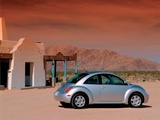 Photos of Volkswagen New Beetle US-spec 1998–2005