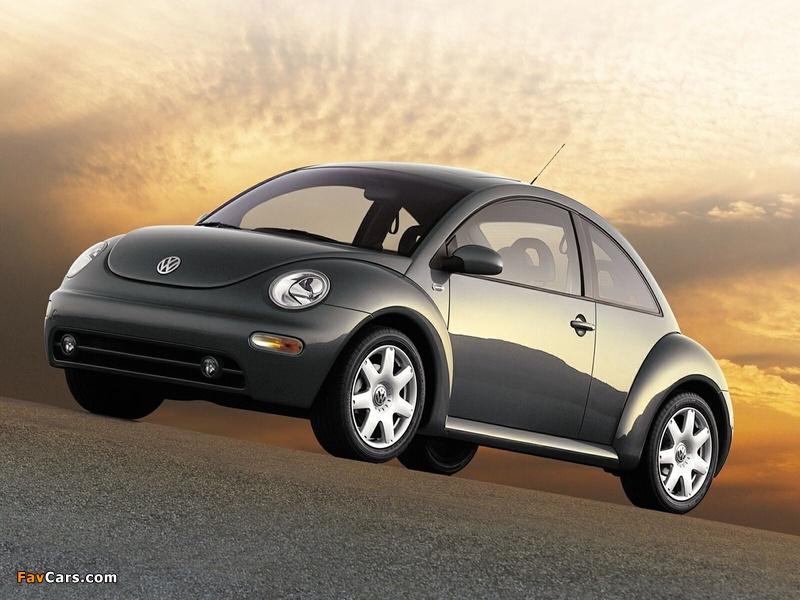 Photos of Volkswagen New Beetle US-spec 1998–2005 (800 x 600)
