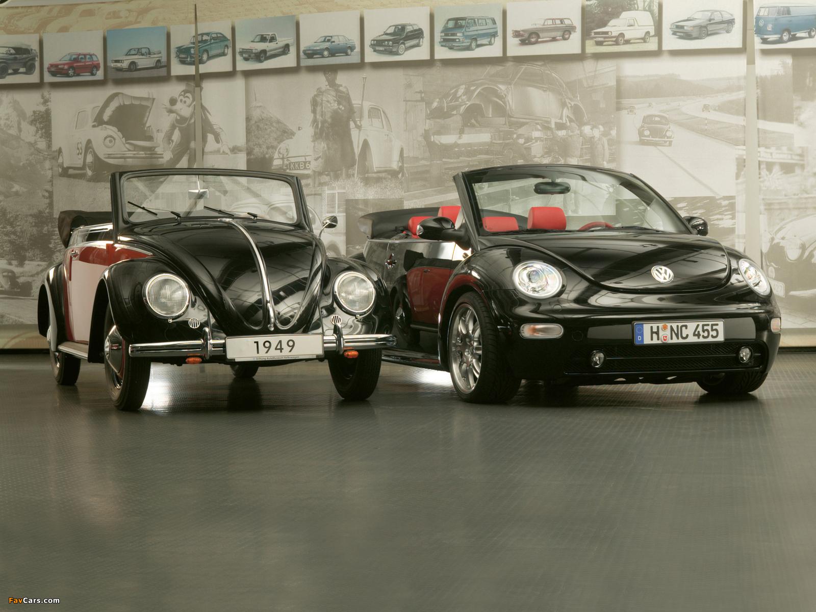Photos of Volkswagen Beetle / Käfer (1600 x 1200)
