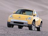 Photos of Volkswagen New Beetle Dune Concept 2000