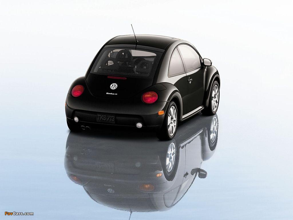 Photos of Volkswagen New Beetle Turbo S 2002 (1024 x 768)