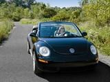 Photos of Volkswagen New Beetle Convertible 2006–10