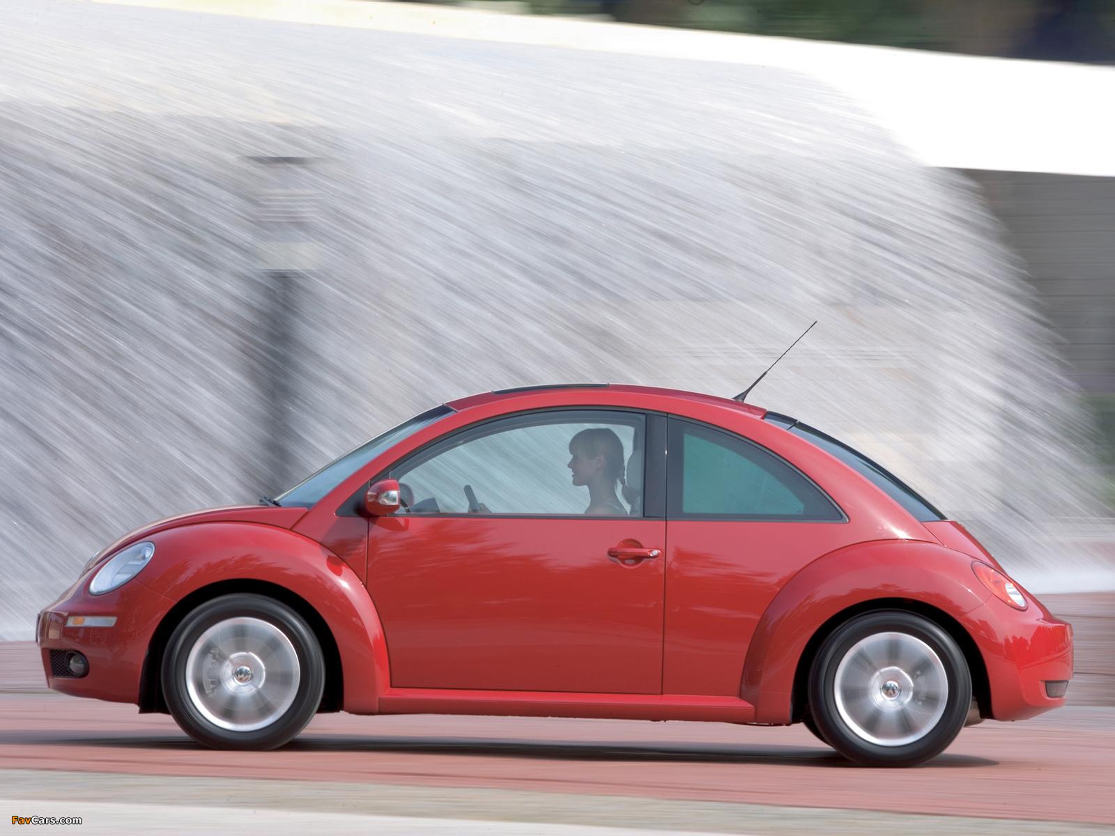 Photos of Volkswagen New Beetle 2006–10 (1600 x 1200)
