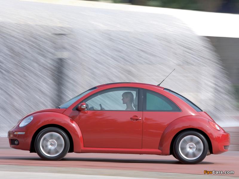 Photos of Volkswagen New Beetle 2006–10 (800 x 600)