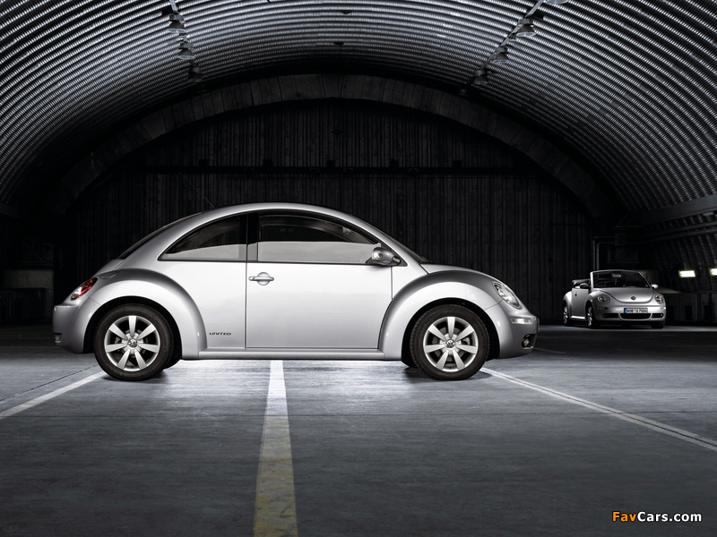 Photos Of Volkswagen New Beetle United 2007 800x600