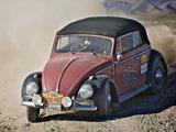 Photos of Volkswagen Beetle Rally Peking-Paris 2010