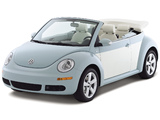 Photos of Volkswagen New Beetle Convertible Final Edition 2010