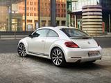 Photos of Volkswagen Beetle Turbo 2011