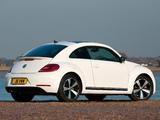 Photos of Volkswagen Beetle UK-spec 2011