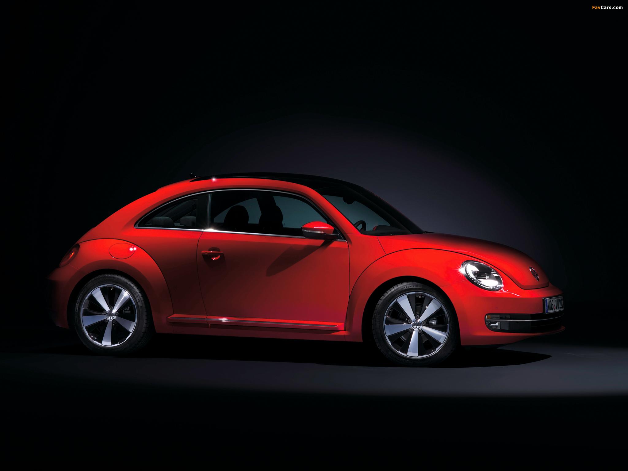 Photos of Volkswagen Beetle 2011 (2048 x 1536)