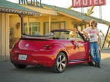 Photos of Volkswagen Beetle Convertible Turbo 2012