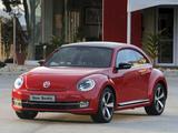 Photos of Volkswagen Beetle ZA-spec 2012