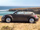 Photos of Volkswagen Beetle Cabrio 70s Edition 2012