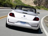 Photos of Volkswagen E-Bugster Concept 2012
