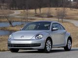 Photos of Volkswagen Beetle TDi US-spec 2012