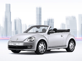 Photos of Volkswagen iBeetle Cabriolet 2013