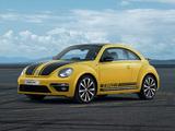 Photos of Volkswagen Beetle GSR 2013