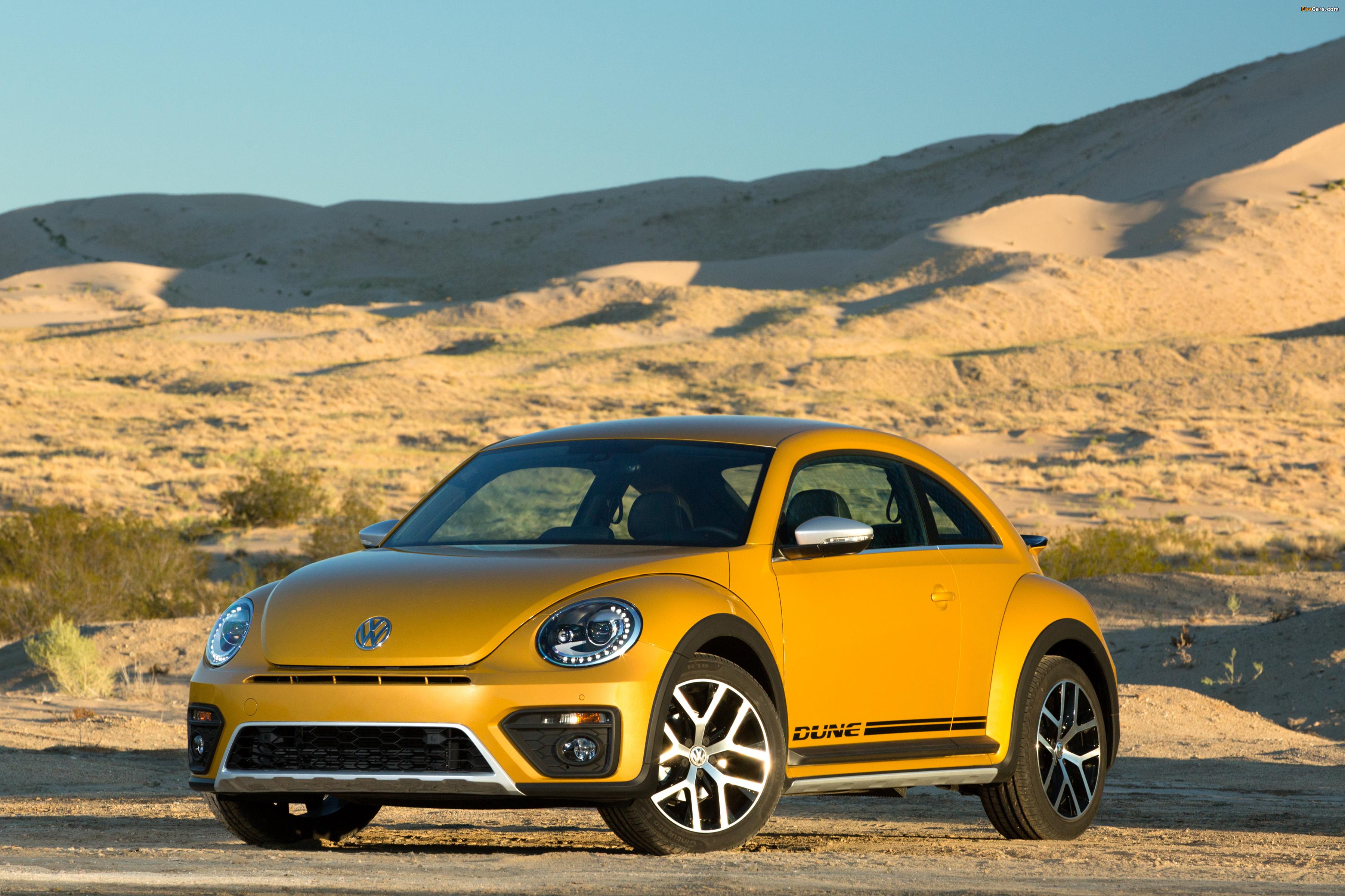 Photos of Volkswagen Beetle Dune 2016 (3600 x 2400)