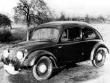 Pictures of Volkswagen V3 Prototyp 1936