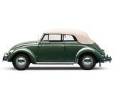 Pictures of Volkswagen Beetle Convertible 1953–57