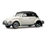 Pictures of Volkswagen Beetle Convertible US-spec 1959