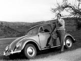 Pictures of Volkswagen Beetle 1962–68