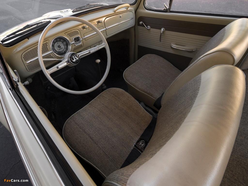 Pictures of Volkswagen Beetle North America 1965 (1024 x 768)