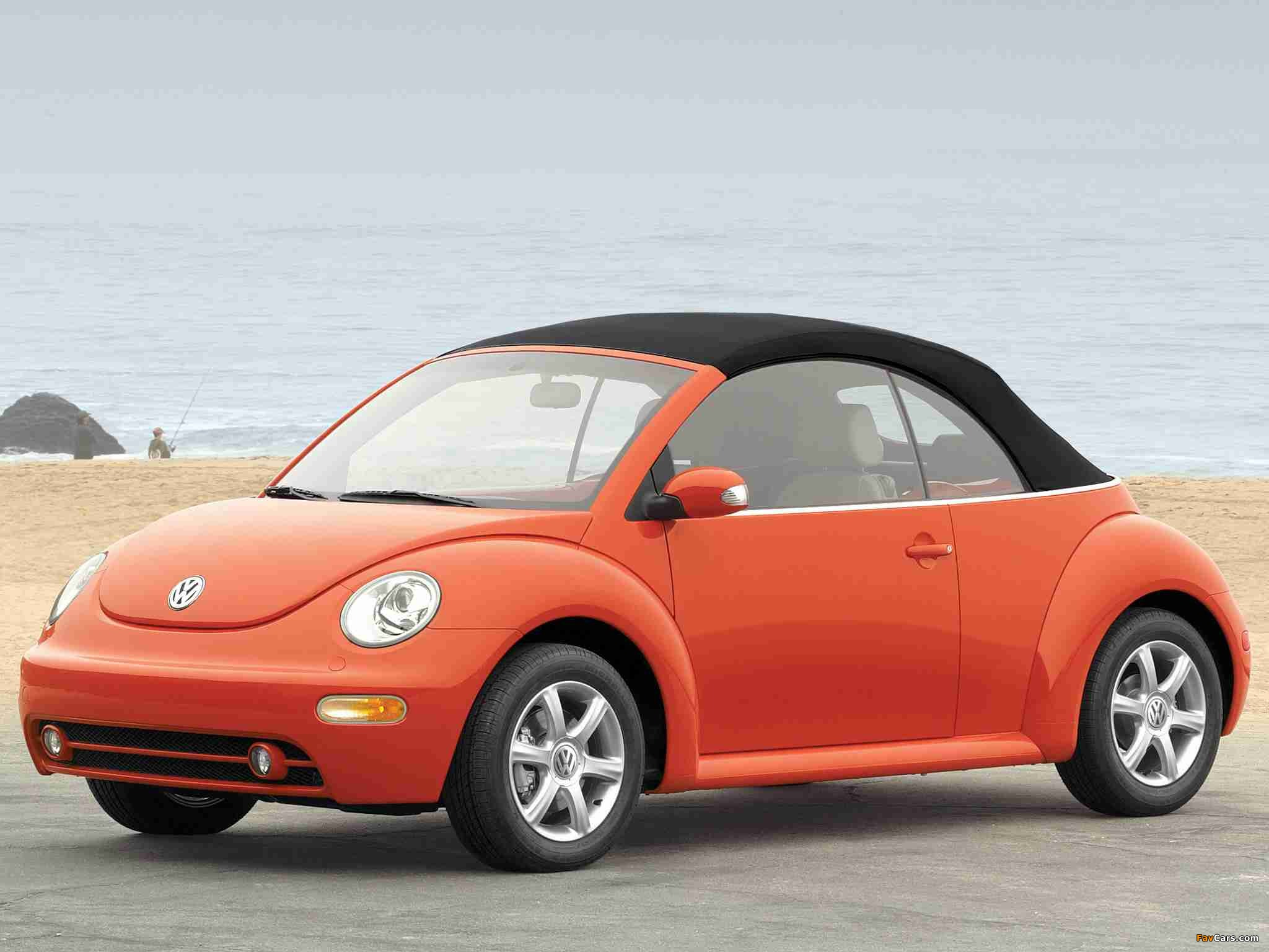 Pictures Of Volkswagen New Beetle Convertible 2000 05
