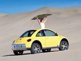 Pictures of Volkswagen New Beetle Dune Concept 2000