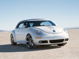 Pictures of Volkswagen New Beetle Ragster Concept 2005