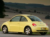 Pictures of Volkswagen New Beetle UK-spec 2006–10
