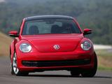 Pictures of Volkswagen Beetle US-spec 2011
