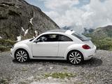 Pictures of Volkswagen Beetle Turbo 2011