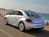 Pictures of Volkswagen Beetle 2011