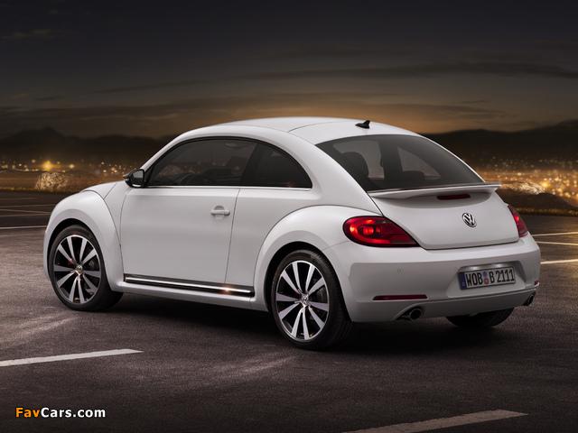 Pictures of Volkswagen Beetle Turbo 2011 (640 x 480)