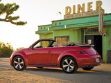Pictures of Volkswagen Beetle Convertible Turbo 2012