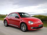 Pictures of Volkswagen Beetle ZA-spec 2012