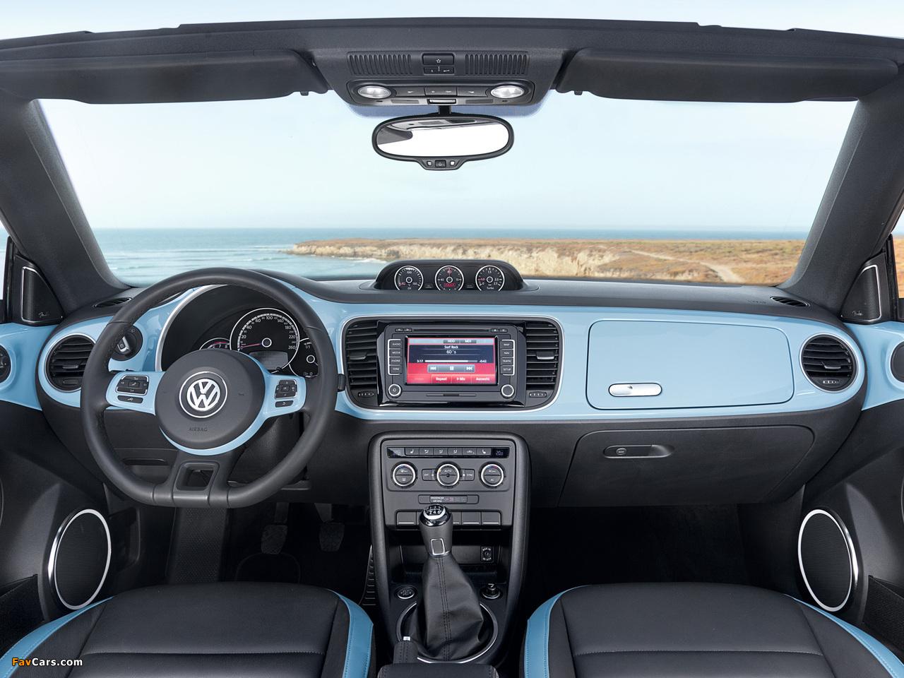 Pictures of Volkswagen Beetle Cabrio 60s Edition 2012 (1280 x 960)