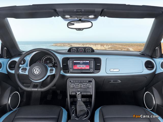 Pictures of Volkswagen Beetle Cabrio 60s Edition 2012 (640 x 480)
