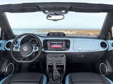 Pictures of Volkswagen Beetle Cabrio 60s Edition 2012