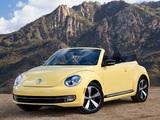 Pictures of Volkswagen Beetle Convertible 2012