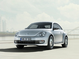 Pictures of Volkswagen iBeetle 2013