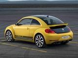 Pictures of Volkswagen Beetle GSR 2013
