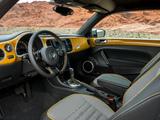 Pictures of Volkswagen Beetle Dune 2016