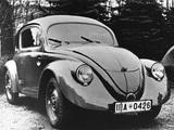 Volkswagen Käfer Prototype (Type 30) 1937 photos
